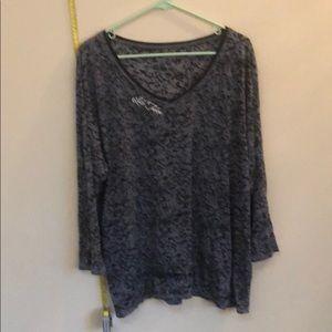 Tops - 3/$15. 2XL burn out style Lake Tahoe shirt
